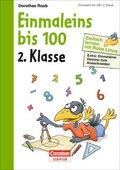 Einfach lernen mit Rabe Linus: Einmaleins bis 100, 2. Klasse