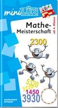 miniLÜK: Mathe-Meisterschaft ab 4. Klasse
