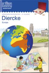 LÜK: Diercke Europa: Welche Staaten gehören zu Europa?