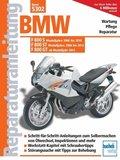 BMW F 800 S (Modelljahre 2006-2010) F 800 ST (Modelljahre 2006-2012) F 800 GT (ab Modelljahr 2013)