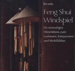 Feng Shui Windspiel, 1 Audio-CD