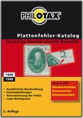 Plattenfehler-Katalog Deutsche Demokratische Republik 1949-1990