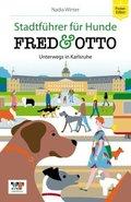 FRED & OTTO unterwegs in Karlsruhe