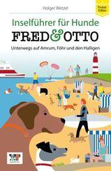 FRED & OTTO unterwegs auf Amrum, Föhr und den Halligen