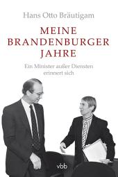 Meine Brandenburger Jahre