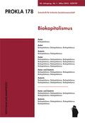 Prokla: Biokapitalismus; H.178