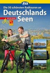 Die 50 schönsten Radtouren an Deutschlands Seen mit GPS-Tracks