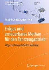 Erdgas und erneuerbares Methan für den Fahrzeugantrieb