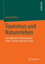 Tourismus und Naturerleben