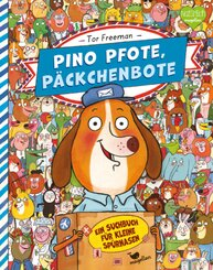 Pino Pfote, Päckchenbote