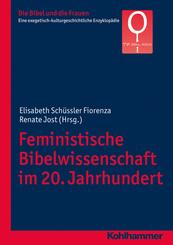 Feministische Bibelwissenschaft im 20. Jahrhundert