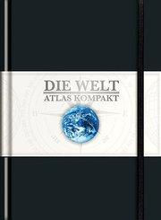 Die Welt - Atlas kompakt, schwarz