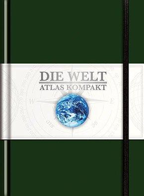 Die Welt - Atlas kompakt, grün