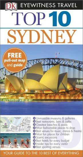DK Eyewitness Top 10 Travel Sydney