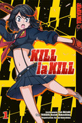 Kill la Kill - Bd.1