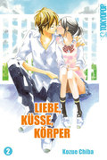 Liebe, Küsse, Körper - Bd.2