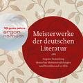 Meisterwerke der deutschen Literatur, 10 Audio-CDs