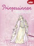 Prinzessinnen - Malbuch
