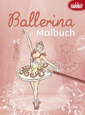 Ballerina - Malbuch