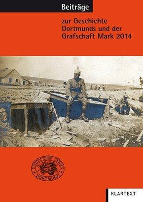 Beiträge zur Geschichte Dortmunds und der Grafschaft Mark - Bd.105/2014