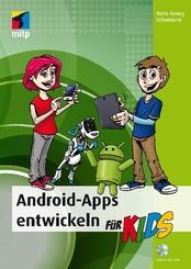 Android-Apps entwickeln für Kids, m. DVD-ROM