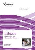 Religion 3/4, Vorbilder der Bibel - Personen des Glaubens