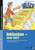 Inklusion - was tun? - Sekundarstufe, m. CD-ROM