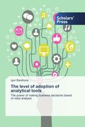 The level of adoption of analytical tools