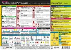 Schall- und Lichtsignale (Binnen), Infotafel
