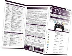 GTA V - Cheats & Tipps für PlayStation 3 & 4, Falttafel