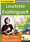 Lesetexte Frühlingszeit