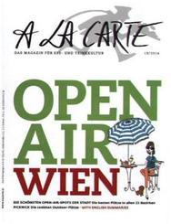 A la carte Open Air Wien