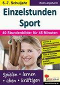 Einzelstunden Sport / Sekundarstufe