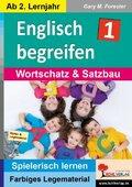 Englisch begreifen - Bd.1
