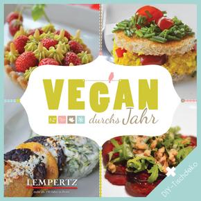 Vegan durchs Jahr