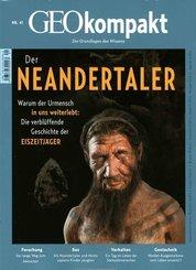 GEO kompakt: Der Neandertaler; Vol. V