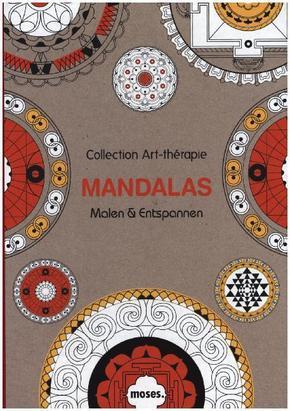 Collection Art-thérapie: Mandalas