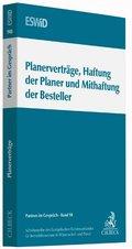 Planerverträge, Haftung der Planer und Mitverantwortung der Besteller