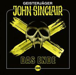Geisterjäger John Sinclair - Das Ende, 2 Audio-CDs (Regular Edition)