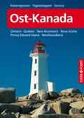 Vista Point Reiseführer Ost-Kanada mit Ontario, Quèbec, New Brunswick, Nova Scotia, Prince Edward Island, Newfoundland