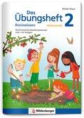 Das Übungsheft Basiswissen Mathematik - Bd.2