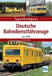 Deutsche Bahndienstfahrzeuge