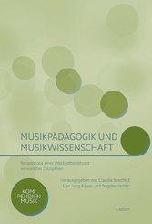 Musikpädagogik und Musikwissenschaft