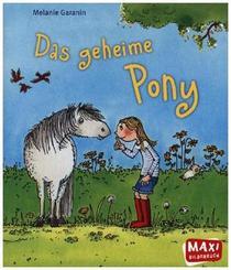 Das geheime Pony - Maxi Bilderbuch