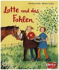 Lotte und das Fohlen - Maxi Bilderbuch