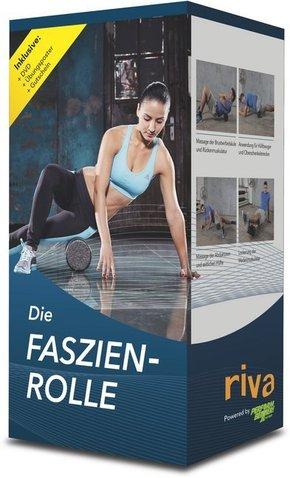 Faszien-Rolle, m. DVD