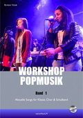 Workshop Popmusik, m. Audio-CD - Bd.1