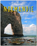 Reise durch die Normandie