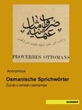 Osmanische Sprichwörter