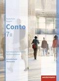Conto, Realschule Bayern, Ausgabe 2015: 7. Jahrgangsstufe, Wahlpflichtfächergruppe II, Schülerband